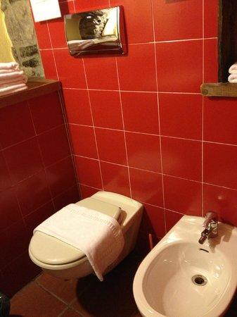 Agriturismo Al-Marnich: toilet
