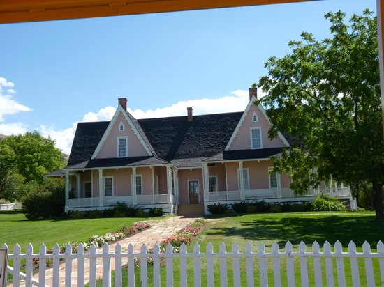 This is the Place Heritage Park: Brigham Young's house