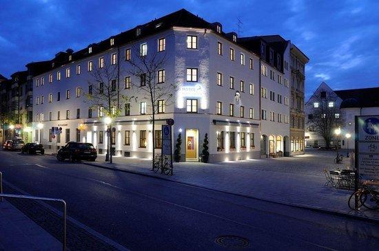 Lenbachplatz Munchen Hotel