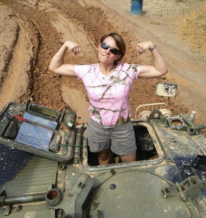 Tank Town USA: Adrenaline Rush!