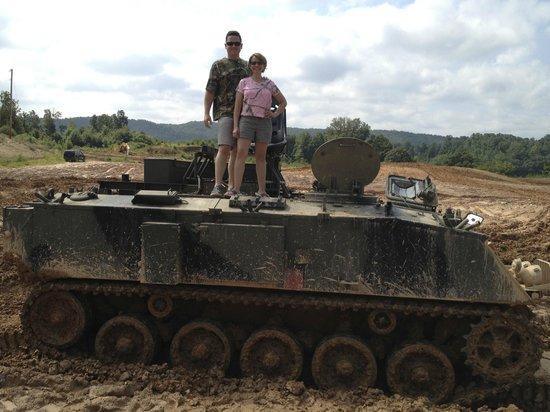Tank Town USA: Too much fun!