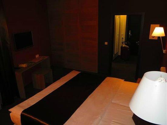 Hotel Restaurant Darwin : Bedroom