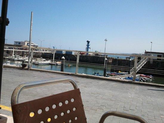 Restaurante El Muelle: Vistas desde la terraza