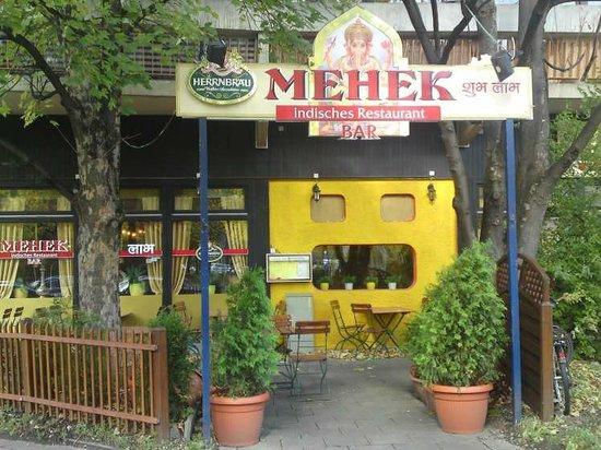 Avoid Mehek  Food not eatable - Review of Delhi Mehek