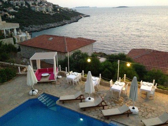 Mavilim Hotel : panoramica