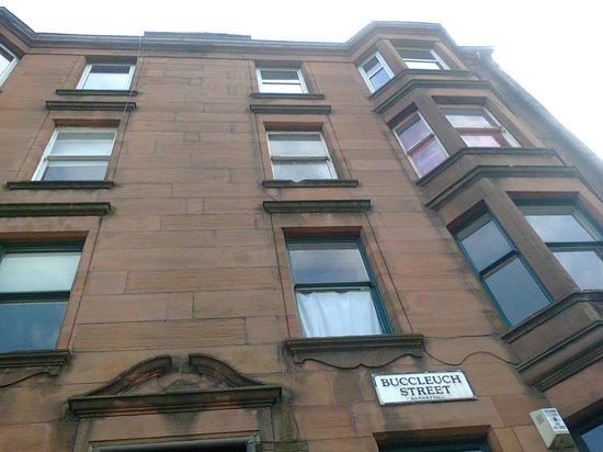 Ibis Glasgow City Centre: tenement house