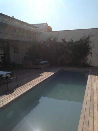 Ofelias Hotel: rooftop pool