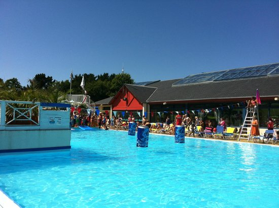 Siblu Villages - Domaine de Kerlann : Piscine