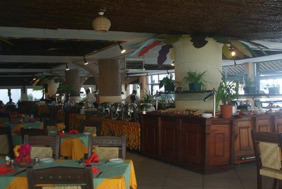 buffet hotel Bamburi Beach