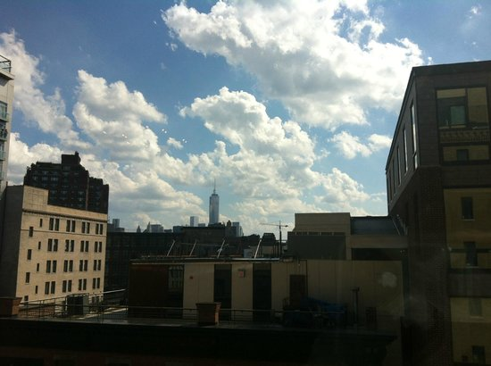 Soho House New York: view from the room