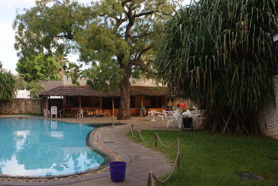 Zwembad Hotel Bamburi Beach