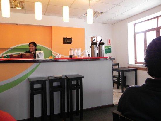 Che Lagarto Hostel Lima: café da manhã