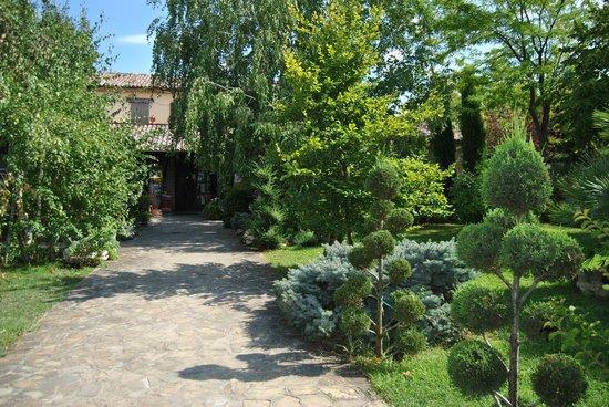 Avacelli, Italia: ingresso alla sala ristorante