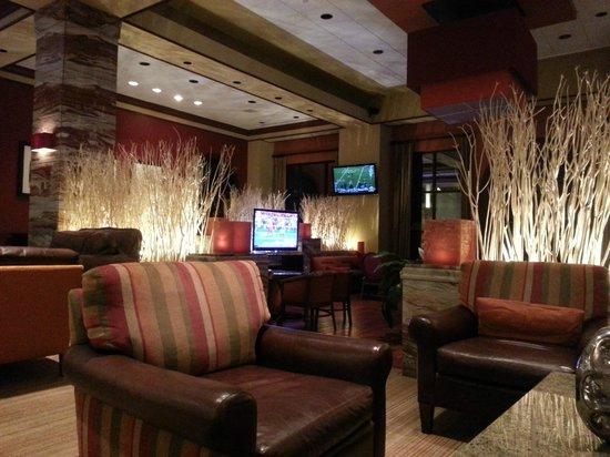 Renaissance Austin Hotel: Quiet and relaxing