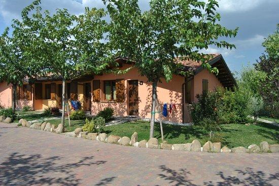 Avacelli, Włochy: altra casetta in legno con le stanze