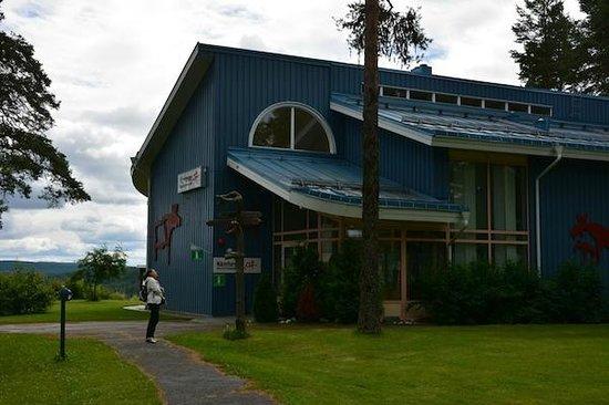 Nasaker, السويد: Il Museo sulla collina