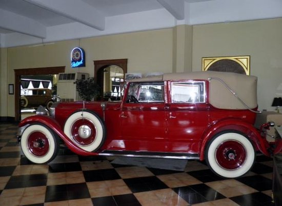 America's Packard Museum - The Citizens Motorcar Co.: early packard
