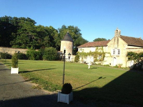 Chateau de la Touche : Bel endroit