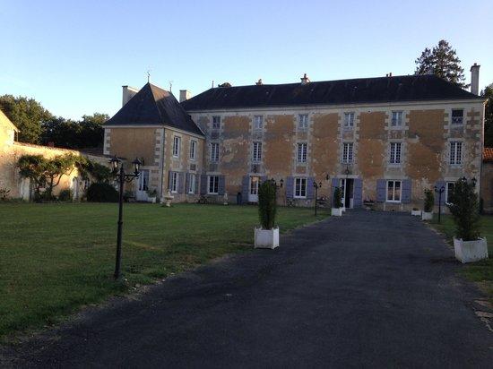 Chateau de la Touche : Le chateau