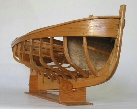 Carantec, Fransa: de nombreuses maquettes en exposition et des objets remontés de l 'epave de l 'Alcide naufragée