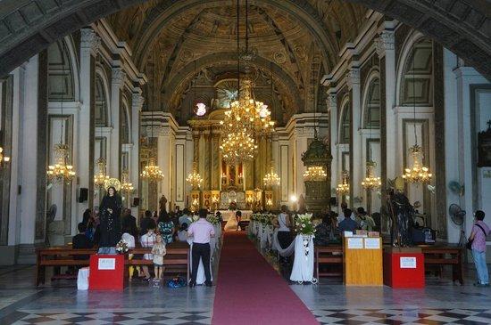San Agustin Church The Wedding M