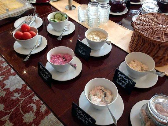 Landhaus Bode: Salate