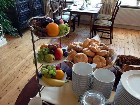 Landhaus Bode: Frühstück