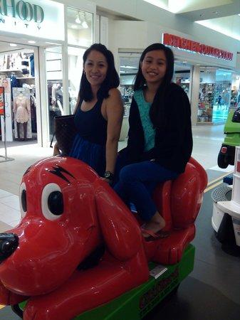 Bellis Fair: Kiddie ride