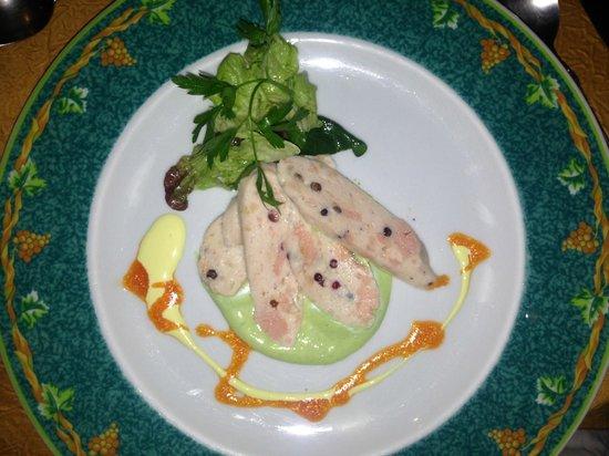 El Chaleco: Fra menuen