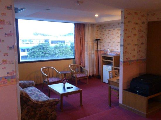 Aunchaleena Bangkok Hotel: 3