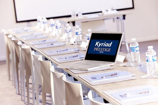 Kyriad Prestige Vannes Centre - Palais des Arts : Pour l'organisation de vos différents évènements