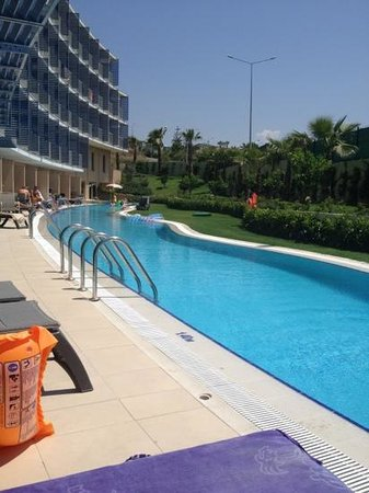 Tui Sensimar Barut Andiz Hotel Swim Up Rooms Pool