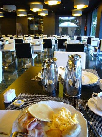 Meliá Sitges: desayuno