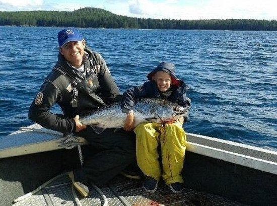 Fishing With Shawn Dahl And Chase Picture Of Queen