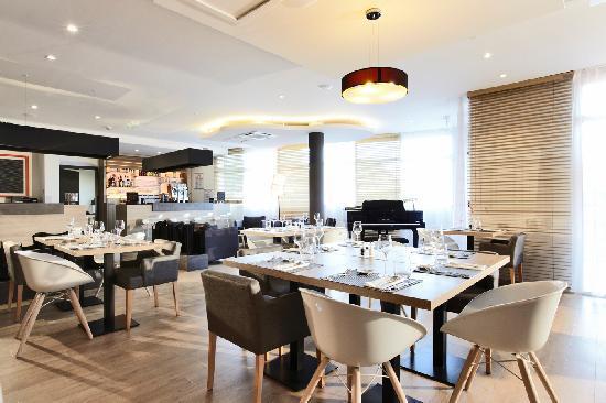 Kyriad Prestige Vannes Centre - Palais des Arts : Notre restaurant Le Georges