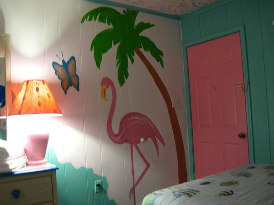 Caribbe Inn: My room decor 2