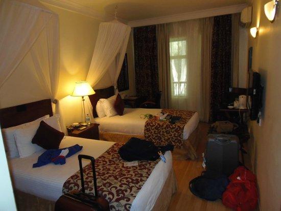 The Arusha Hotel: la nostra camera