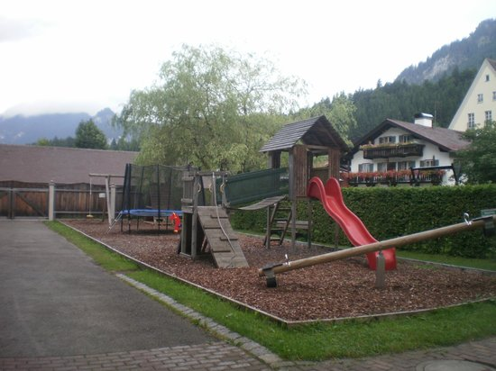 Hotel Klosterhotel Ludwig der Bayer: 2 of these playparks
