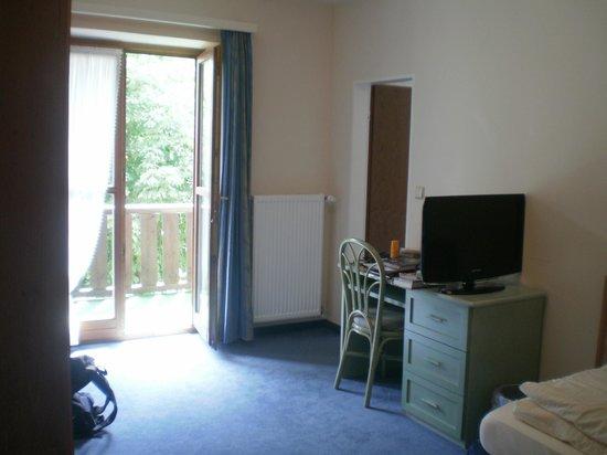 Hotel Klosterhotel Ludwig der Bayer: lovely large room