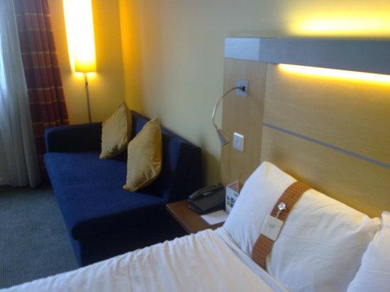Holiday Inn Express Stevenage: HIE Stevenage - Room view