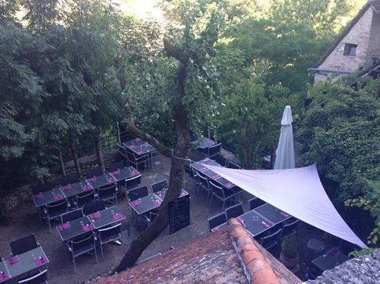 Ajouter une l gende picture of les jardins de la louve - Les jardins de la louve rocamadour ...