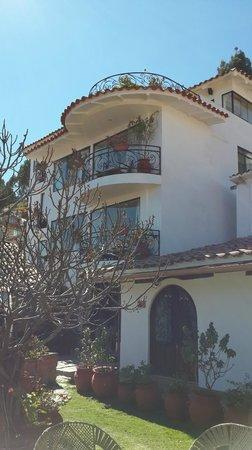 Encantada Casa Boutique Spa: Hotel