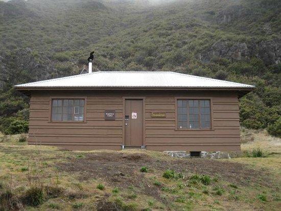 Haleakala Crater Cabin