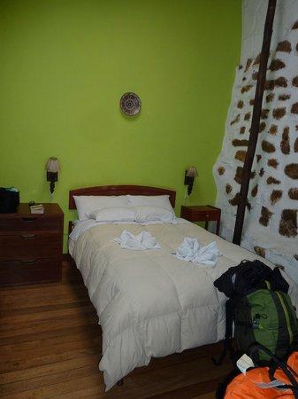 Pirwa Suecia Bed & Breakfast: chambre