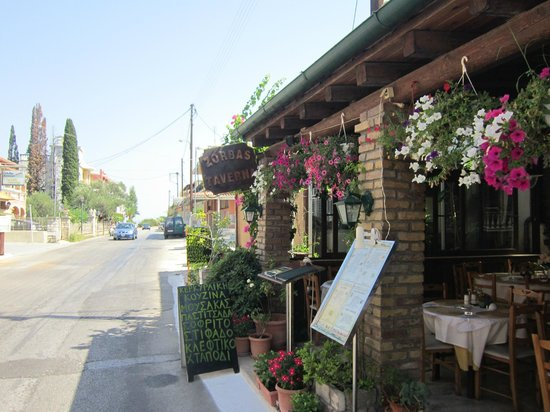 Bella Vista Hotel & Studios: Taverna Zorba