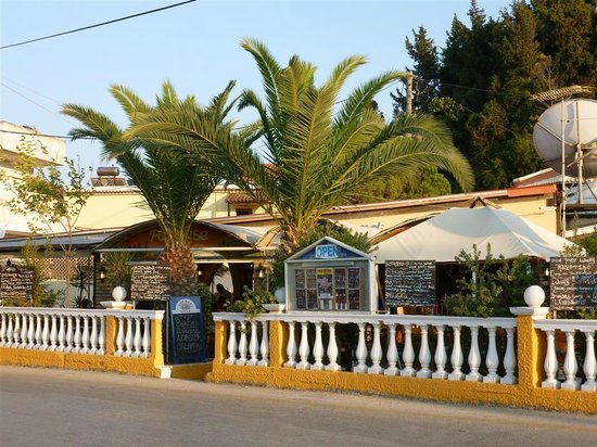 Paradise Restaurant Sidari: Paradise Restaurant, Sidari