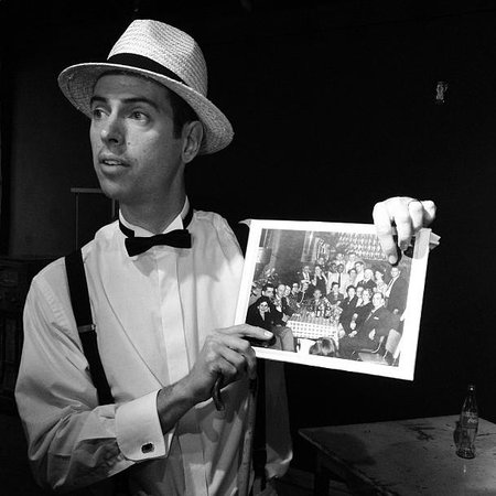 Forbidden Vancouver Walking Tours: Scandalous tales and secrets of Vancouver's past. Hosted by superb storyteller Will Woods.