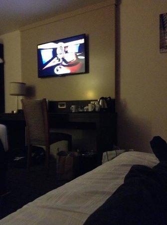 Premier Inn Basildon (Festival Park) Hotel: new tvs