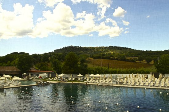 Terme di Saturnia Spa & Golf Resort: Amazing place
