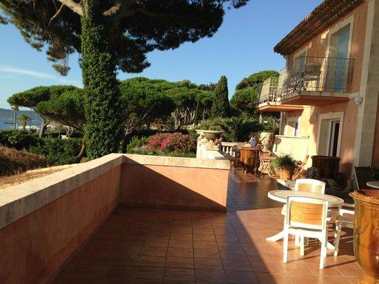 Hotel Martinengo Terrazza Della Villa